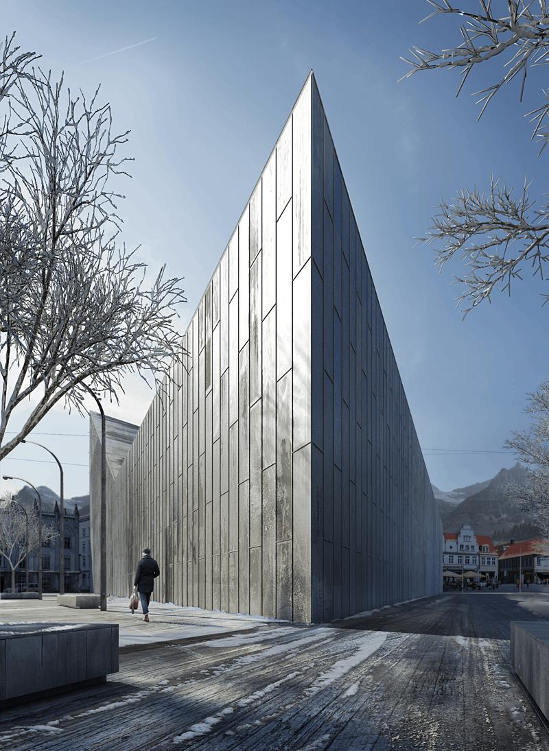 Post-Produzione in Architettura online 1